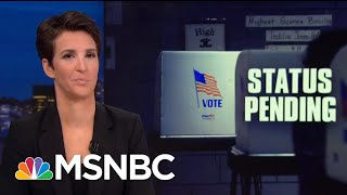 Brian Kemp Record Shows Poor Stewardship Of Georgia's Election System | Rachel Maddow | MSNBC