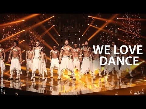 We Love Dance   Disney's ABCD 2   Varun Dhawan   Shraddha Kapoor
