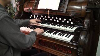 2M Dominion Orchestral Reed Organ - Easter Hymn