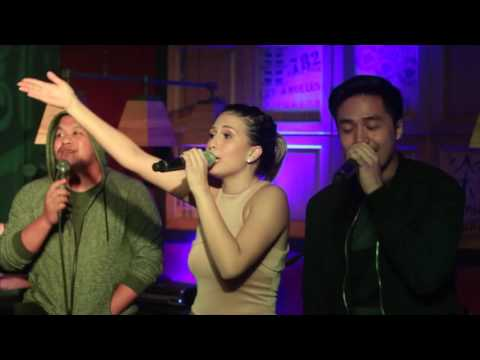 Tippy Dos Santos, Sam Concepcion and Quest -