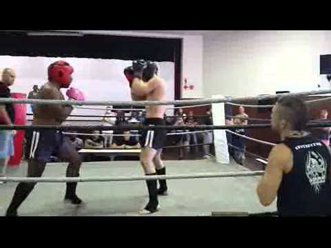 K1 Spark vs Jay naidoo Western Province Champs 2014