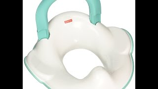 Review:  Fisher-Price The Perfect Potty Ring