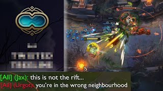 League of Legends but it's that gamemode everyone forgot existed so hard RIOT are removing it