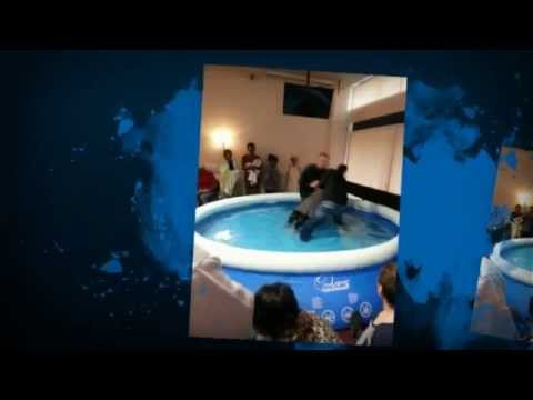 The Rock Church Baptism Service 2014 Youtube