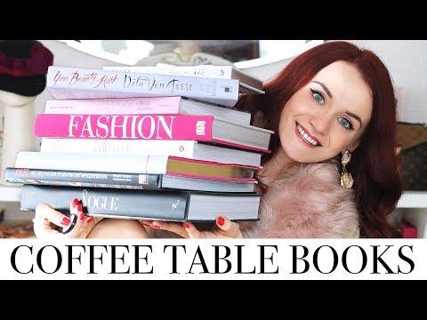 Cărți și albume pentru măsuța de cafea   Coffee table books