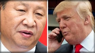 CHINESE PRESIDENT ISSUES WARNING TO PRESIDENT-ELECT TRUMP thumbnail