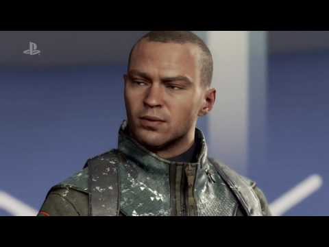 Detroit: Become Human E3 2017 Trailer