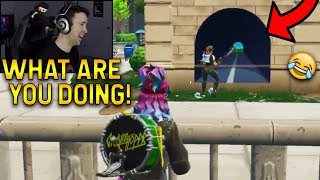 Drlupo TROLLS The FUNNIEST Stream Sniper in Fortnite! | Fortnite Highlights & Funny Moments