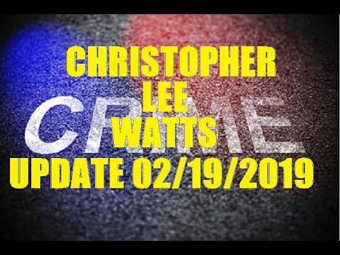 CHRIS WATTS UPDATE 02/15/2019 Life Behind Bars and Commissary