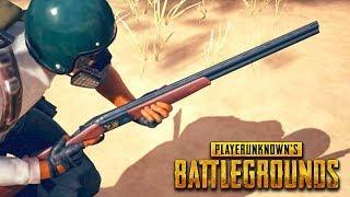 หน้าสั่น!!ใช้แต่ปืนลูกซองจนแชมป์ - PlayerUnknown's Battlegrounds