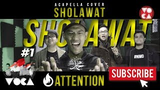 Download Mp3 Attention Charlie Puth Versi Sholawat  Acapella Cover  By Vocafarabi