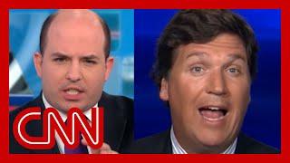 Tucker Carlson just burst propaganda bubble on Fox - Brian Stelter