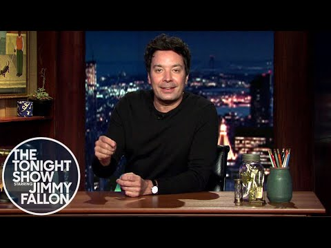 Jimmy Announces BTS Week on The Tonight Show
