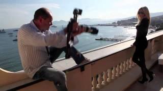 Adriana Karembeu - Making off shooting Philippe Doignon 'The New Fragrance by Adriana Karembeu' v2