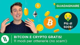ottieni 1 bitcoin gratis istantaneamente