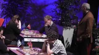 Judit Polgar breaking another gender barrier at EC 2011