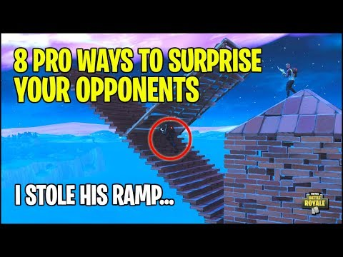 8 Pro Ways to CONFUSE ENEMIES for EASY KILLS (Fortnite Tips and Tricks)