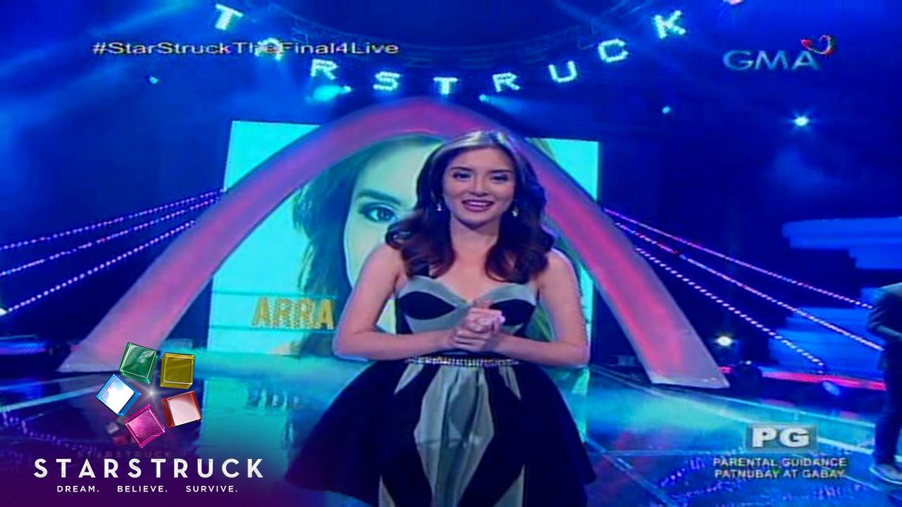 Arra San Agustin ends her 'StarStruck' journey