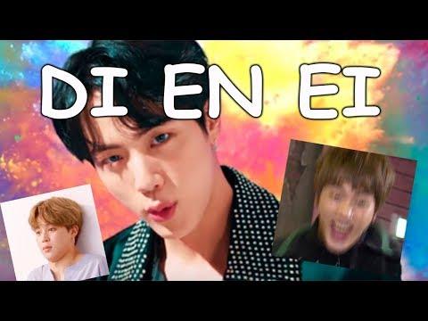 COMO NOSOTR@S ENTENDEMOS DNA DE BTS -911BTS