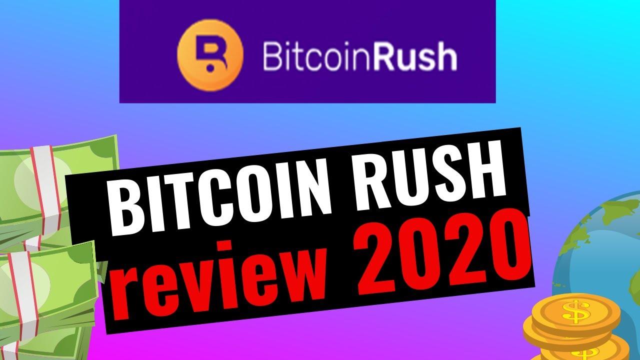Bitcoin Rush- Peržiūra suktybė ar ne?