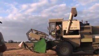 TraktorTV Folge 46 - ZT Erntekolonne mit kleinen Schwierigkeiten