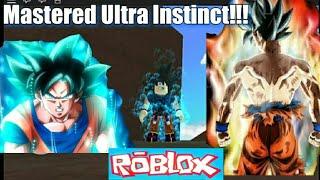 Roblox ULTRA INSTINCT VS Anime ULTRA INSTINCT