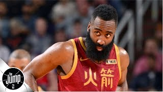 Why isn't James Harden more popular with fans? | The Jump