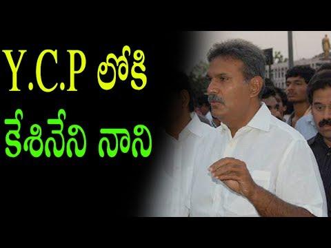 Y.C.P లోకి కేశినేని నాని |Latest Political News|Political Punch|