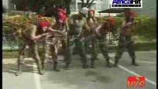 vuclip JB Mpiana - Anti Terro