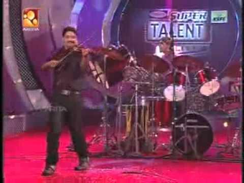 Govind 1 - violinist