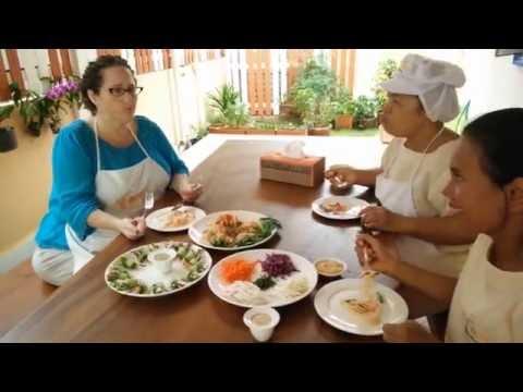 Senses Phuket Wellness Raw food class