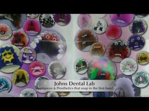 Retainer Designs Johns Dental Lab