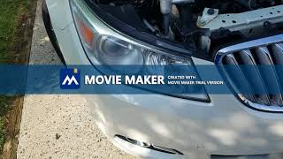 2010 - 2013 Buick Lacrosse HID Light Change