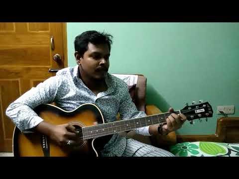 Beche thakar gaan - বেঁচে থাকার গান acoustic cover
