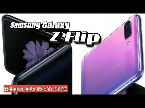 Samsung Galaxy Z Flip Official Video || Technical Tips Boy