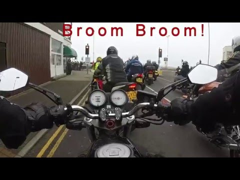 Hastings Mayday ride from route 1066 cafe