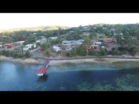 Kettering & Snug Tasmania by Drone