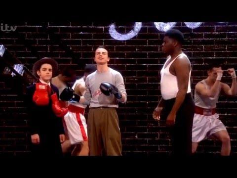 Bugsy Malone - Performance on Olivier Awards 2016