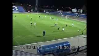 Голы с матча КАМАЗ 2-3 Тюмень