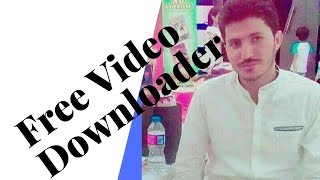 Free You tube online  Video Downloader