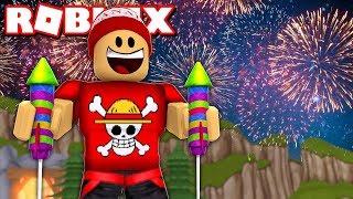 Fireworks SIMULATOR bei ROBLOX 🎆 ' Feuerwerks-🎮