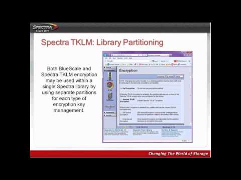 Meeting Enterprise Security Requirements with Spectra TKLM Encryption