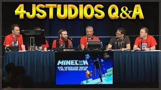 minecon 2016 4jstudios q live future title updates features console edition