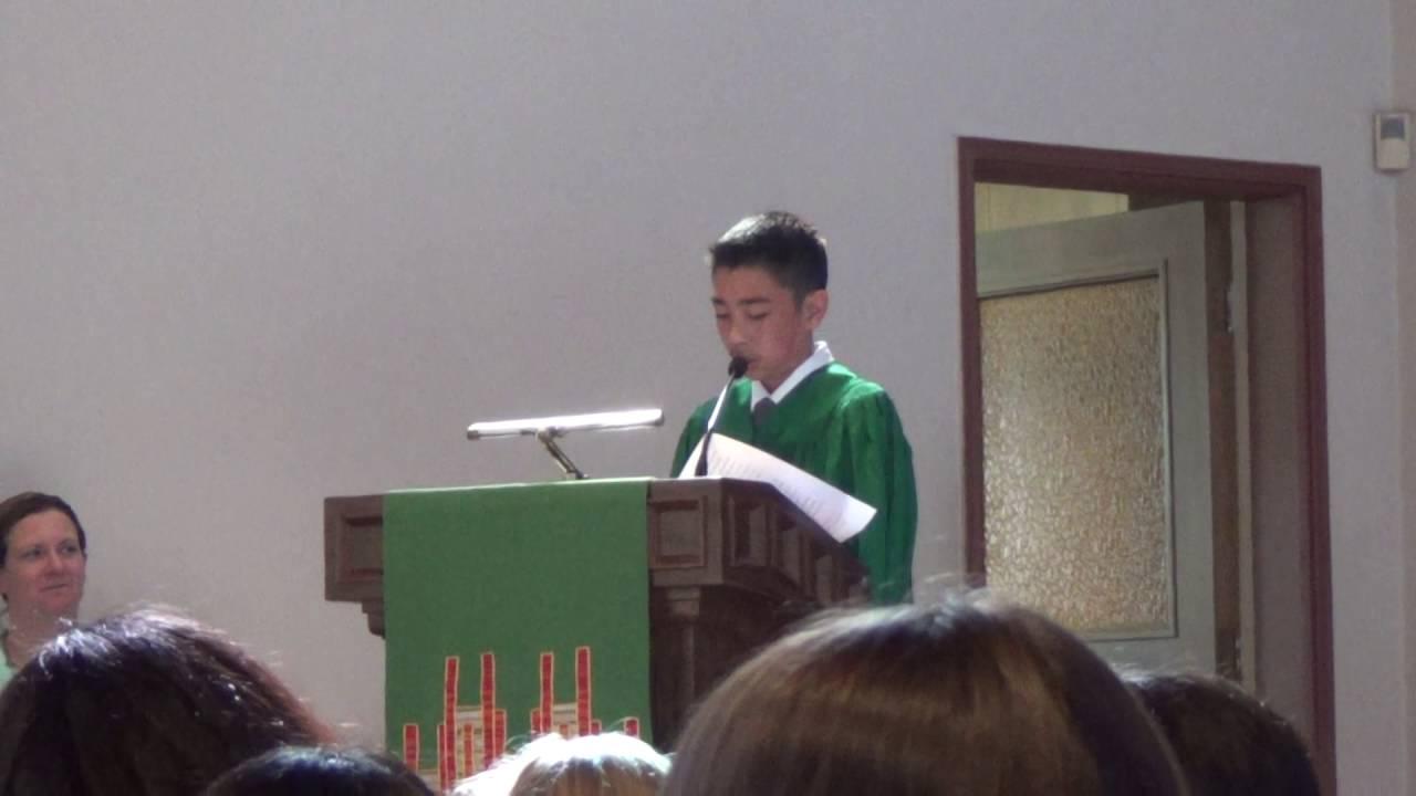 grade 6 salutatorian speech