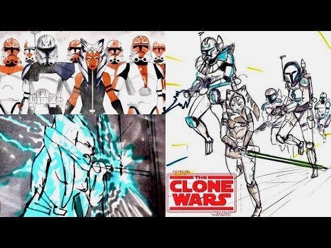 8 Stories and Events We Could See in The Clone Wars Season 7 (PART 1)