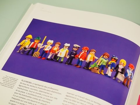 Livre Playmobil - Histoire Playmobil - La Saga Playmobil,40 Raisons De Les Aimer