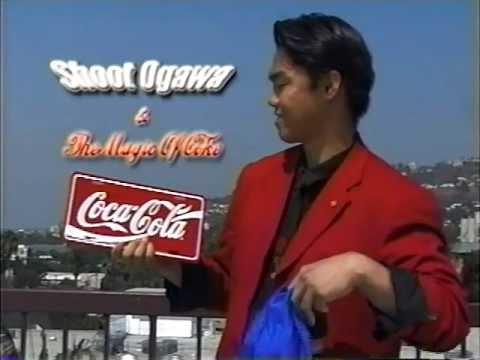 Shoot Ogawa Spec Coke Commerical 2002