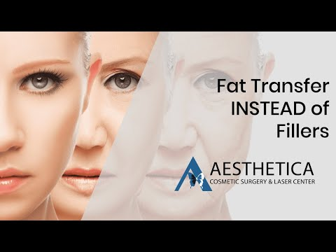 Fat Transfer INSTEAD of Fillers - Dr Phillip Chang