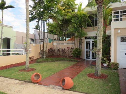 Enramada bayam n puerto rico youtube for Como remodelar un jardin