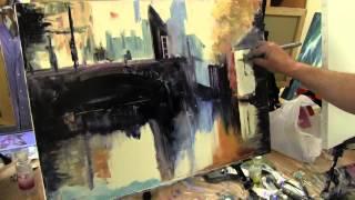 Уроки живописи и рисунка в Москве, Сахаров, масляная живопись